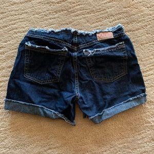 RARE Guess Jean Cutoff Shorts